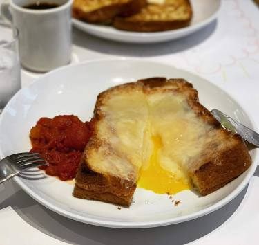 【池袋】オシャレカフェ egg Tokyoでエッグロスコを食べて来た