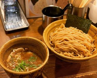 【池袋】濃厚ベジポタつけ麺 えん寺にいってきた