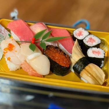 【池袋】立ち食い美登利寿司は持ち帰りのパック寿司もレベル高かった