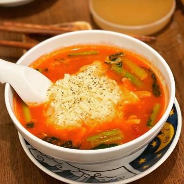 【池袋】女性に大人気!太陽のトマト麺は外さない味