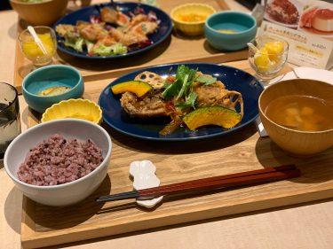 【池袋】かこみ食卓の定食がすごく丁度いい