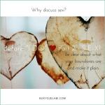 "Before ""I Do"" – Part 2Sex"