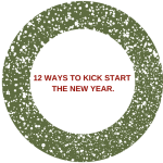 A Brand New You -12 Ways To Kick Start The New Year.