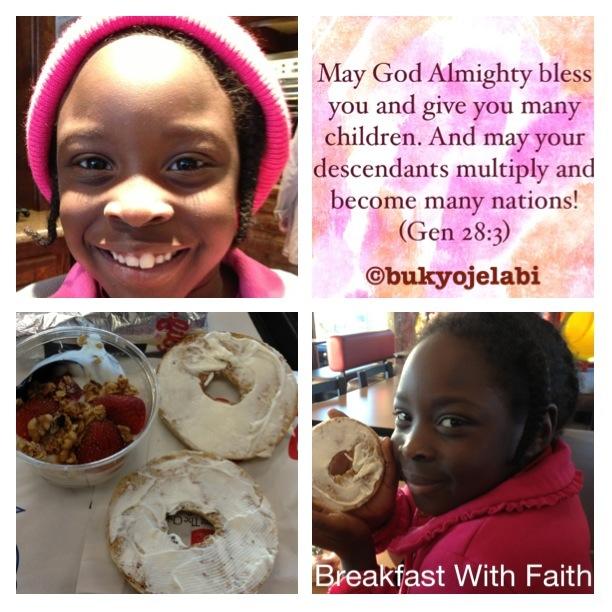 Breakfast With Faith