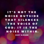 Hush and Listen