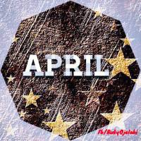April - Happy New Month!