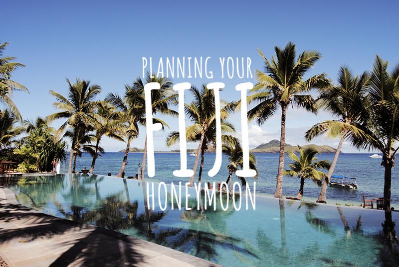 Planning your Fiji Honeymoon