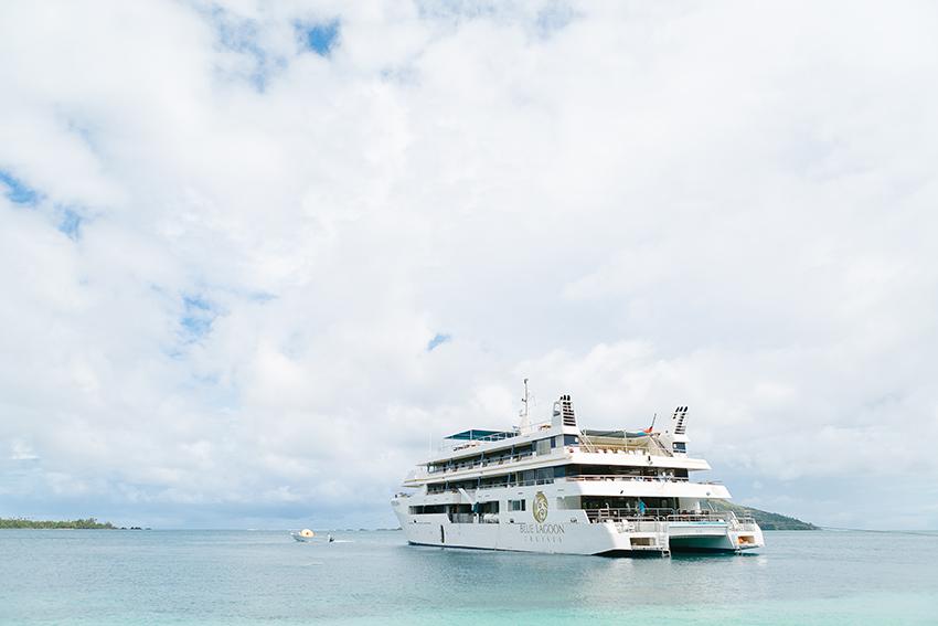 Bula Bride Fiji Wedding Blog // Blue Lagoon Cruises Fiji Honeymoon. Captured by Avodah Photography