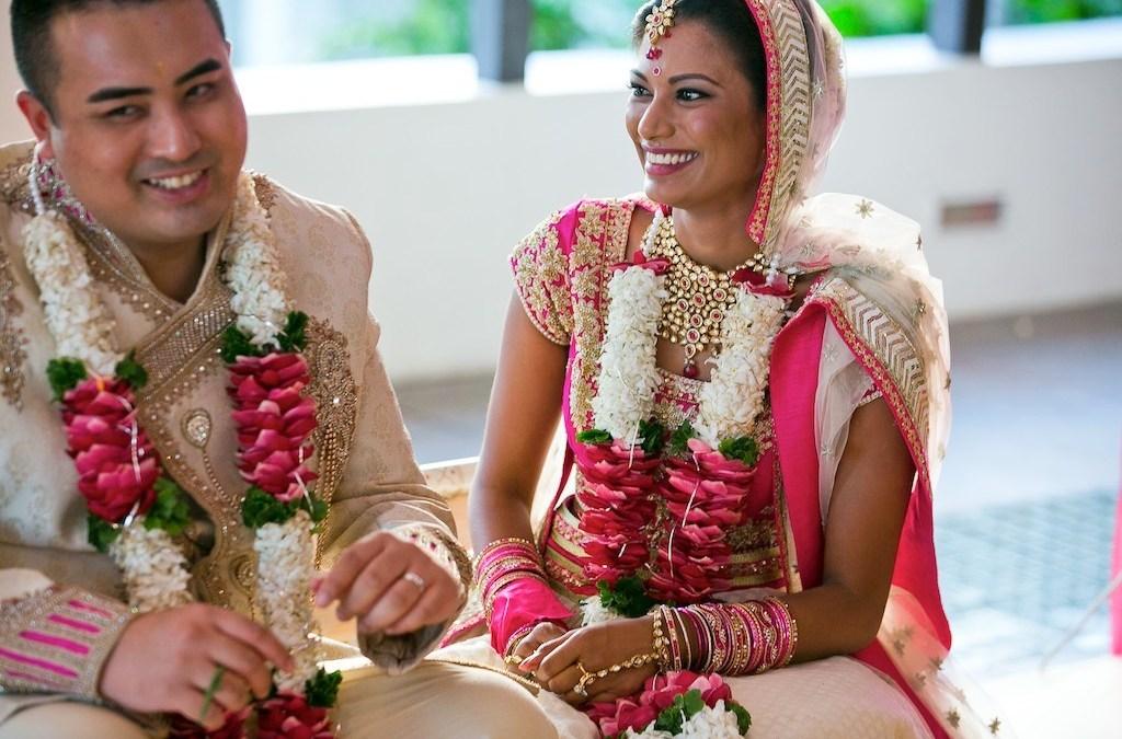 Mark & Jenny —  The Pearl Fiji Wedding
