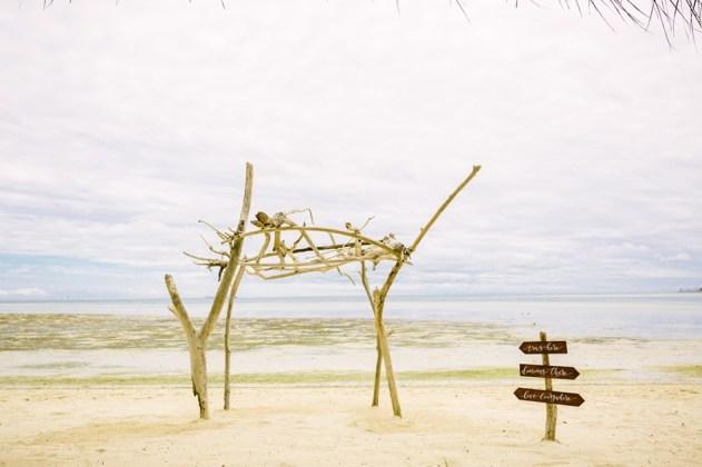 Plantation Island Wedding