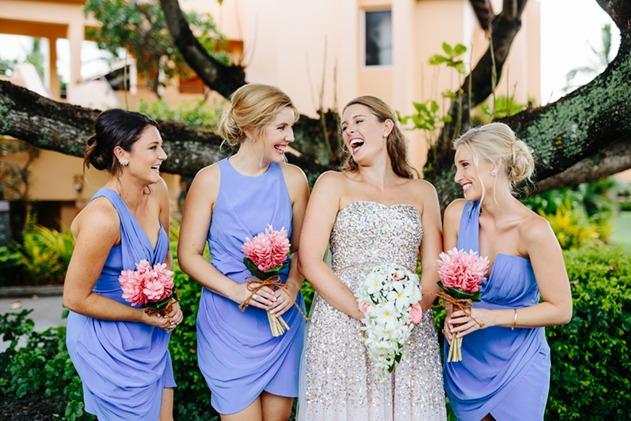 Bula Bride Fiji Wedding Blog // Best of 2015 – Fiji Wedding Bridal Party