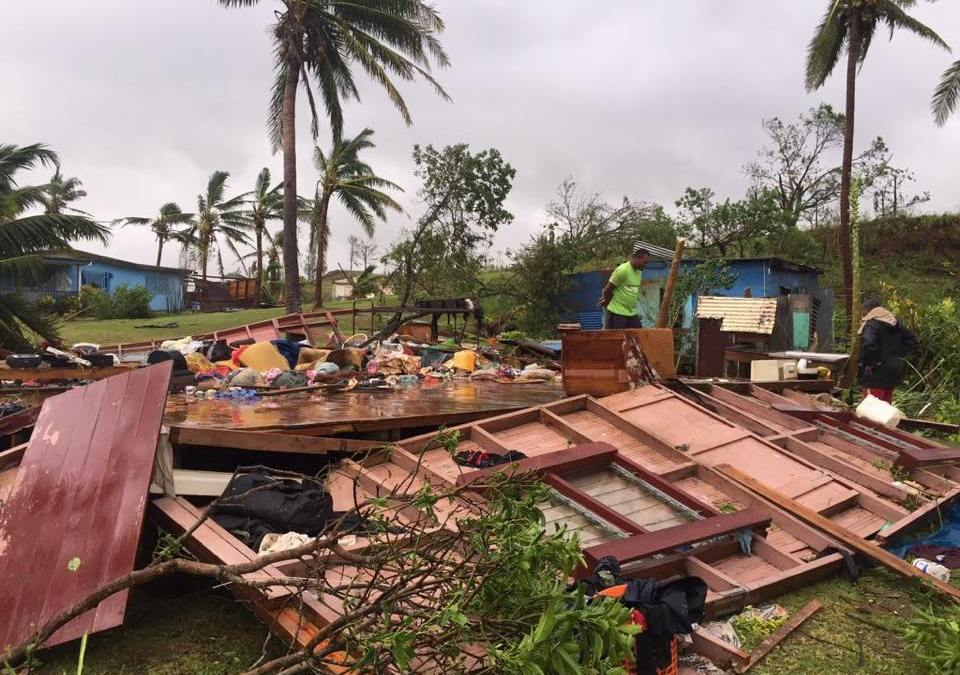 Cyclone Winston: How you can help