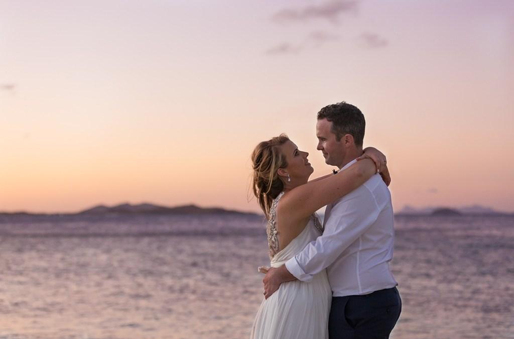 Cameron & Cassie — Castaway Island Fiji Wedding