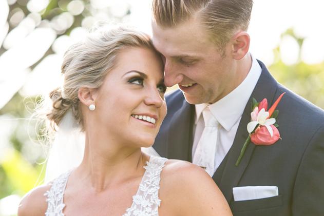 Matt & Shannon —InterContinental Fiji Wedding