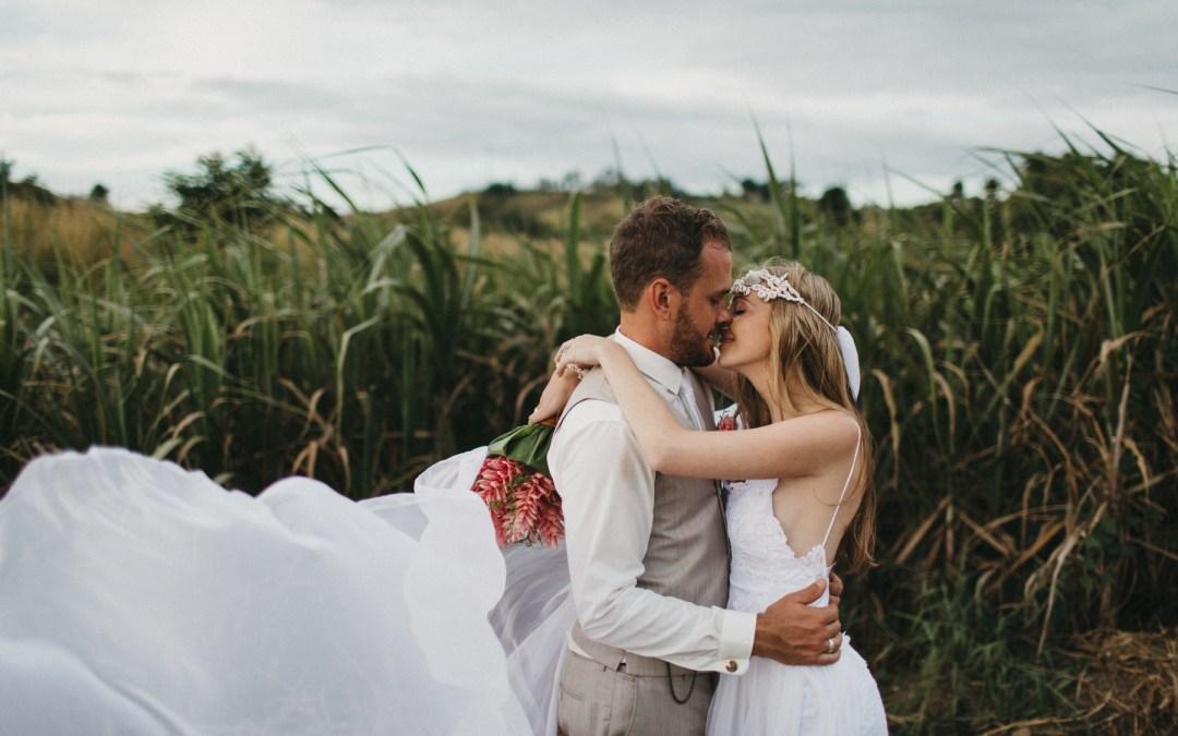 Bowen & Samantha — Shangri-La Fiji Wedding