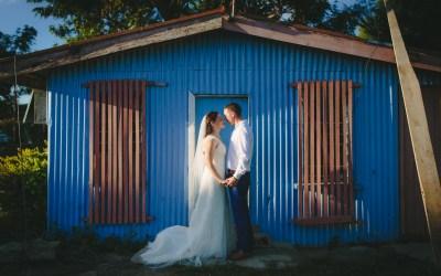 Matt & Sara — First Landing Fiji Wedding