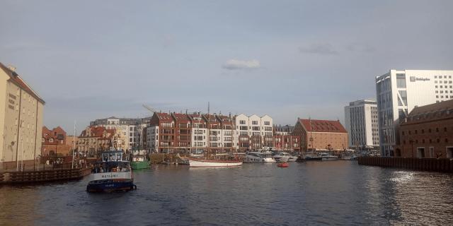 Gdańscy emeryci