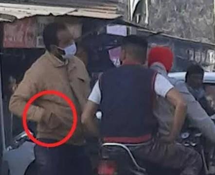 """ਨਕਲੀ RTO ਅਫ਼ਸਰ """"ਕੱਟ ਰਿਹਾ ਸੀ ਲੋਕਾਂ ਦਾ ਚਲਾਨ"""" ਪੁਲਿਸ ਨੇ ਦਬੋਚਿਆ"""