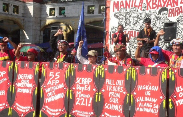 Manilakbayan | Mindanao activists head home with more 'dasig' to struggle