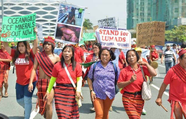 Igorot activists from Cordillera to join Apec protests