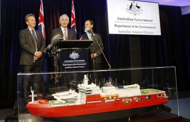 Aussie PM Malcolm Turnbull urged to take actions vs 'destructive' OceanaGold