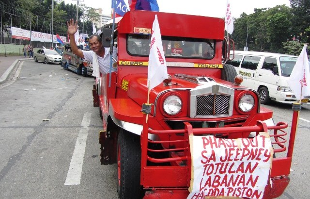 2-day nationwide transport strike set on Oct 16-17