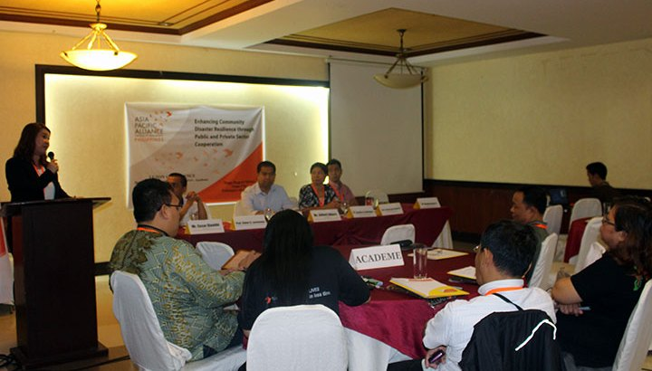 First multisectoral confab on disaster risk reduction brings hope of integrated response
