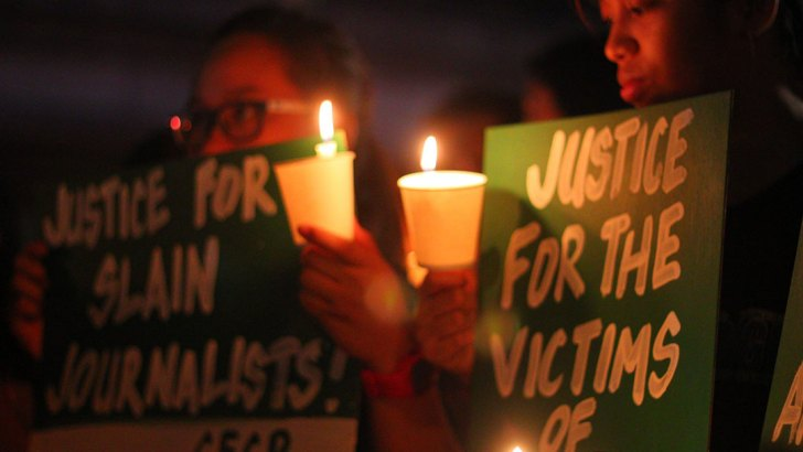 Next prexy urged to address media killings, press freedom violations