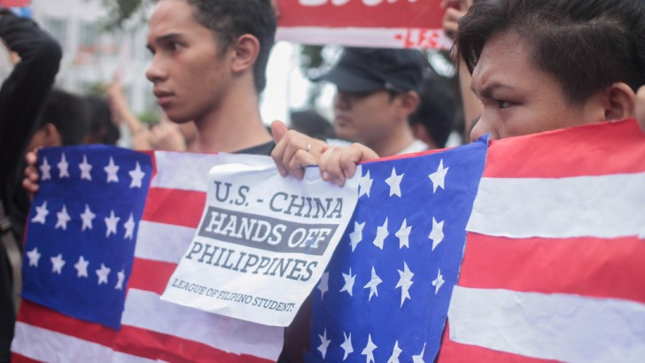 Youth groups to Duterte: Fight US-China imperialism