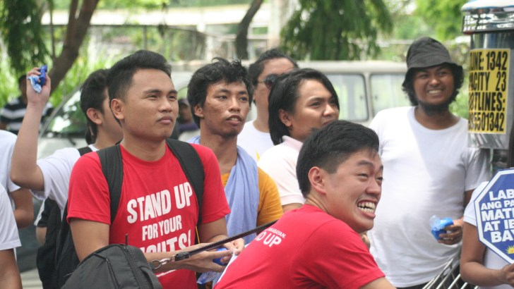 'Aquino's farewell gift to youth' | Groups slam new round of tuition hikes