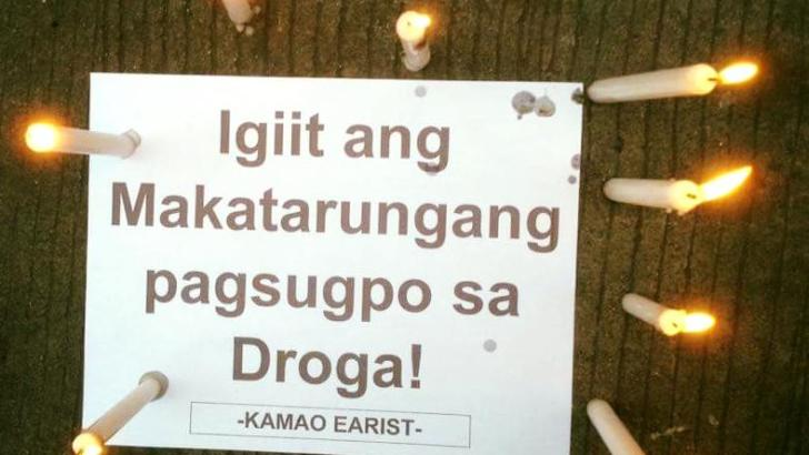 Urban poor group calls for end to Duterte's war on drugs