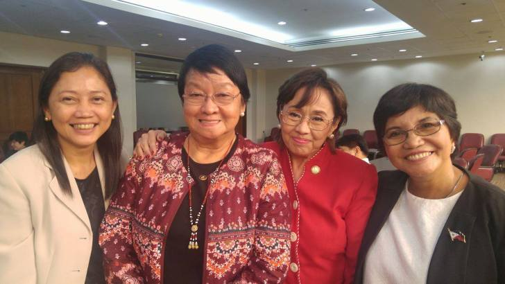 Taguiwalo lauded for directing DSWD funds to the poor, not pork