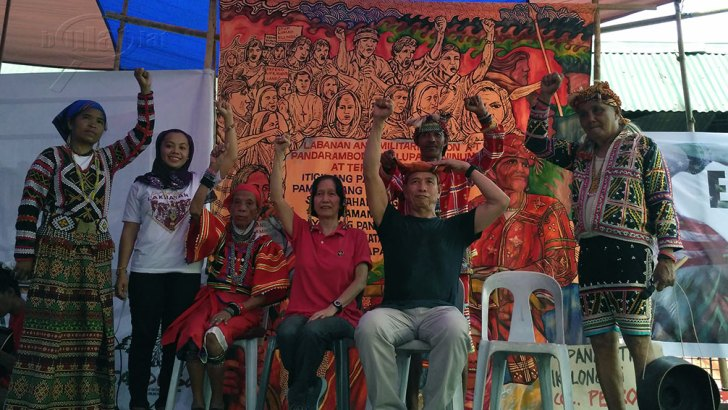 NDFP vows to continue pushing for national minorities' agenda in peace talks