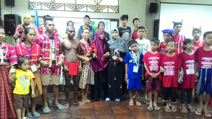 Children of national minorities yearn for home, school and peace