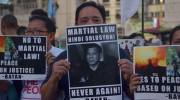 May 26 | Progressives set Black Friday protest vs martial law