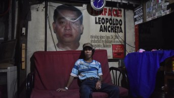 11 years missing | Where is Leopoldo Ancheta?