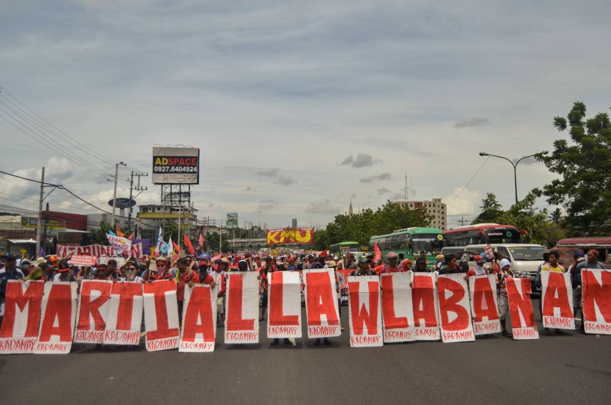 Martial Law in Mindanao: Rights violations reportedly on the rise