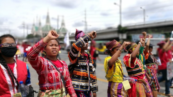 No choice: Why the Lumad and their children are on the march