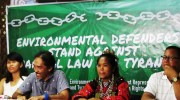 Environmental defenders form coalition EARTH against repression, tyranny