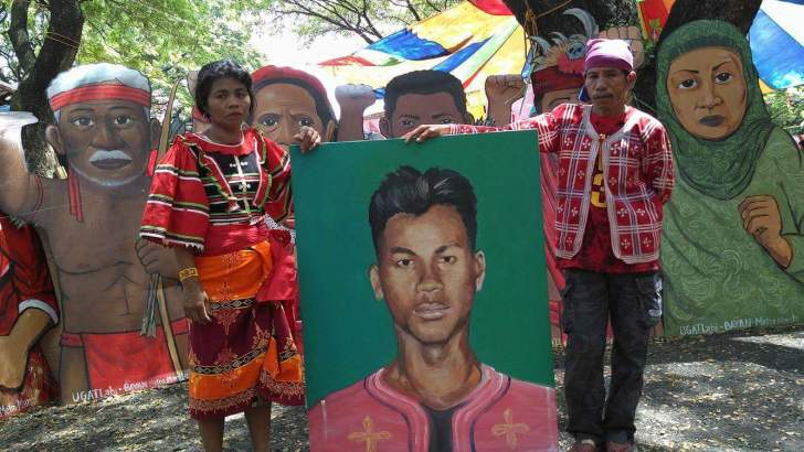 Parents of slain Lumad student want justice