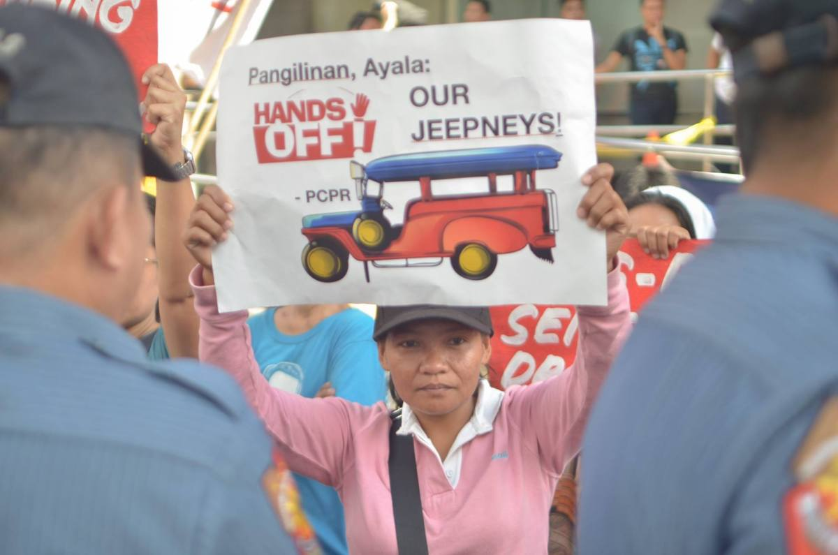 Big transport rally for genuine jeepney modernization set on Feb 19