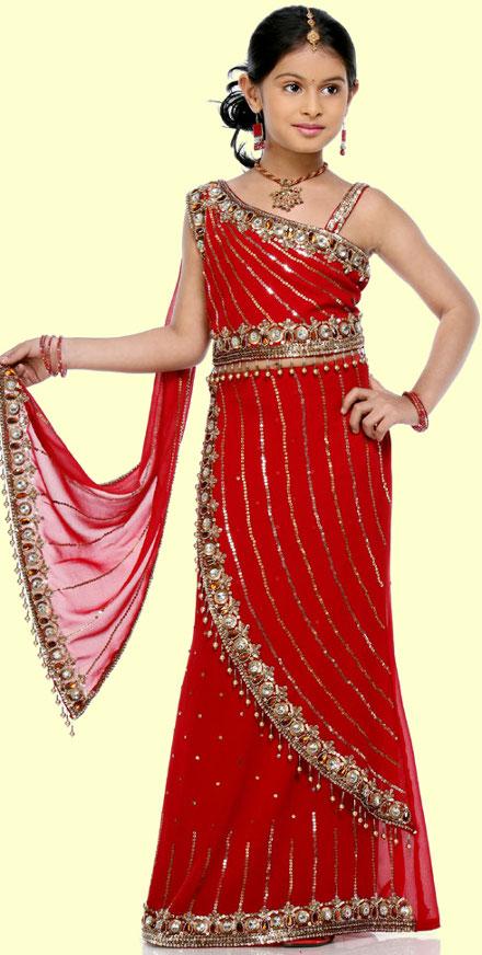 Váy Ấn Độ