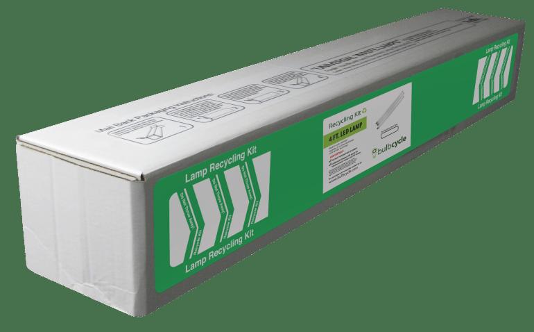 4ft. LED Lamp Recycling Kit