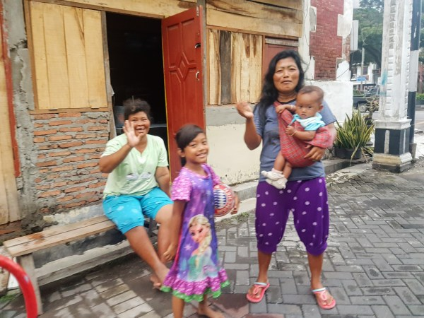 People of Semarang