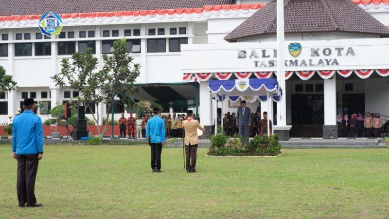 Wakil Walikota Tasikmalaya Peringati Hari Pahlawan,Untuk Jadi Motivasi Generasi Muda