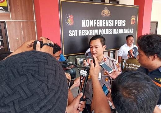 Satreskrim Majalengka, Kasus Penembakan Oknum PNS Dinaikan ke Penyidikan