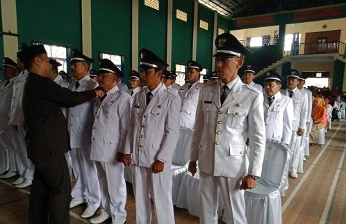 Bupati Tasikmalaya: Kepala Desa Baru, Dapat Memajukan serta Mensejahtrakan Masyarakat dan Wilayahnya