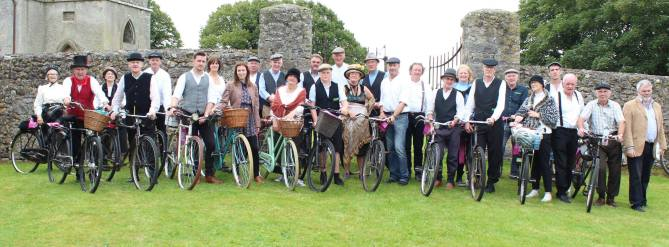 Bulfin Heritage Cycle Rally 2017