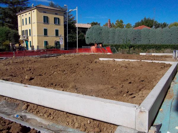 Recinzione Muretto E Ringhiera Zona Le Vignole Fiumicino Roma Habitissimo