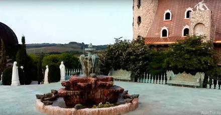 Замок Влюблённый ветер